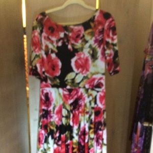 Marc Brouwer dress size L, full skirt